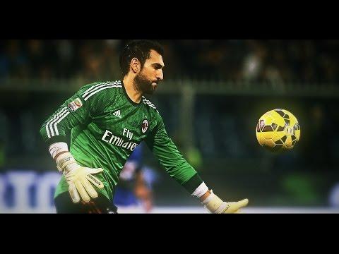 Diego Lopez - AC Milan 2014/15 Best Saves - HD