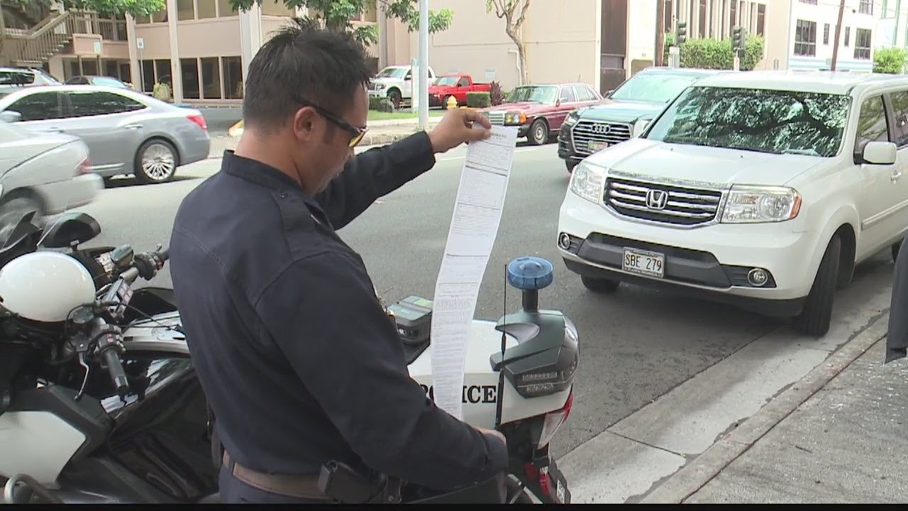 HPD launches E-Citation Pilot Project