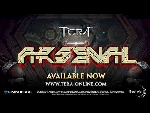 TERA: Arsenal Update Available Now!