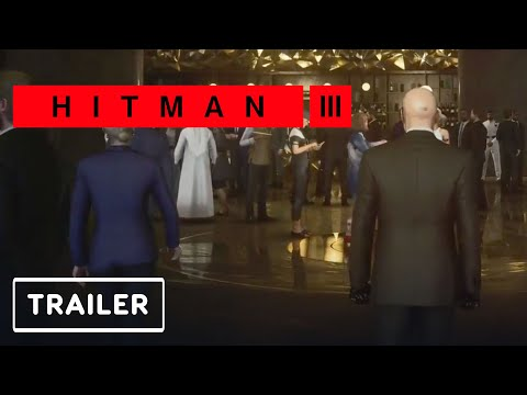 hitman 3 vr announcement trailer ps vr