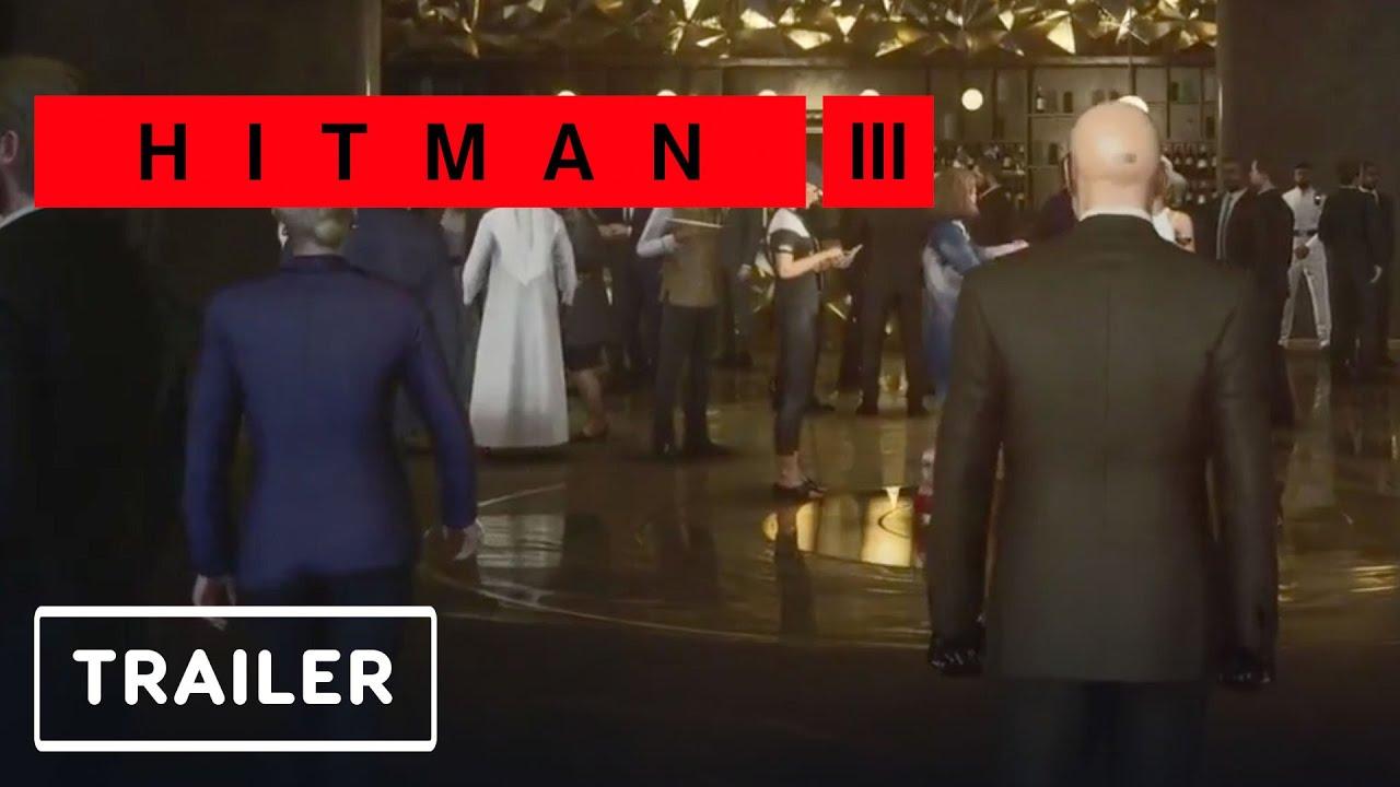 Hitman 3 Psvr Teaser Trailer State Of Play 2020 Youtube