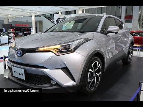Toyota C-HR Hybrid G : Silver