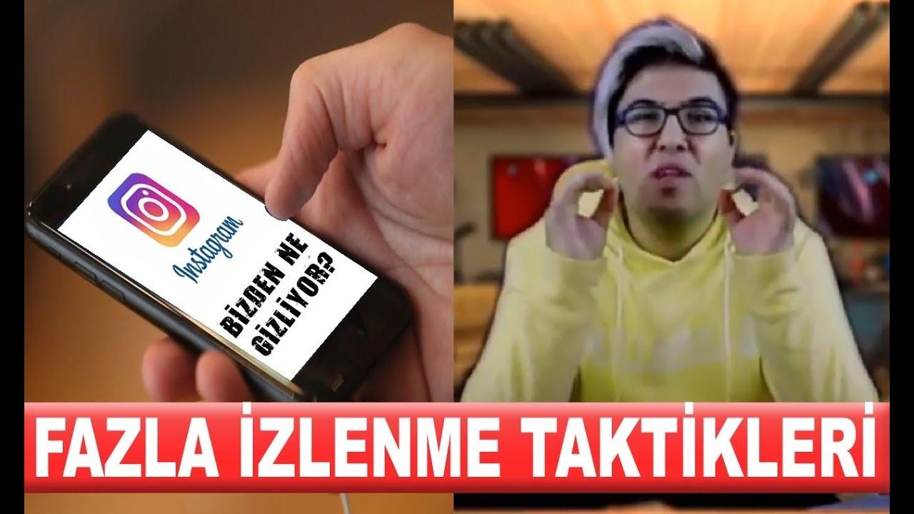 İNSTAGRAM'DA NASIL FENOMEN OLUNUR! / FAZLA İZLETME TAKTİĞİ! (Story Hileleri , Renk Taktiği )
