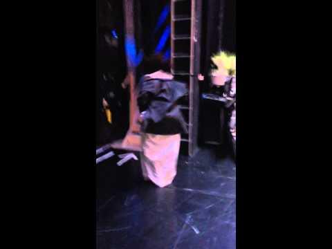 Debbie Kurup Stage Right Challenge