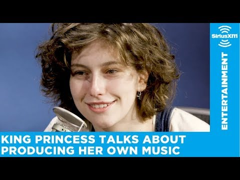 King Princess talks about producing her own music Mp3