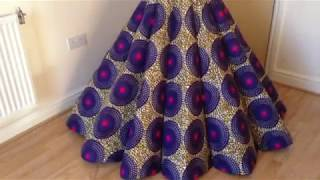 Baixar How To Make Panel Gown/dress