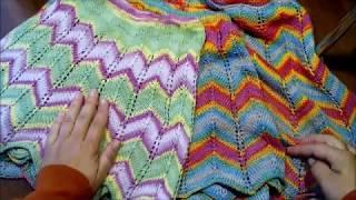 """Как я вязала юбку """"Миссони"""""""