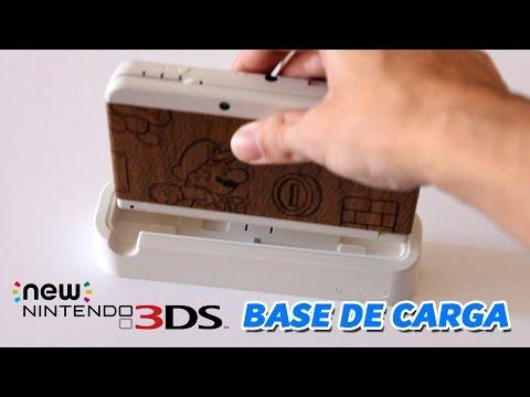 Base de Carga para la New nintendo 3DS | Unboxing & Review