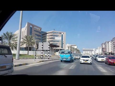 Driving around Muscat - Visit Oman