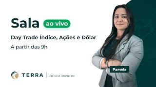Day Trade - Índice, Ações e Dólar – 12/07/19 – Pam, Regis e Bataglia
