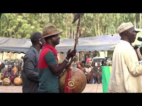 FESTIVAL DONSO N'GONI 2019 une Histoire avec le Mali 1er journée Ouverture partie 1 par BEN BD PROD