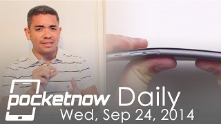 iPhone 6 Plus bends, iOS 8.0.1 live and pulled, Galaxy Note 4 sales & more - Pocketnow Daily