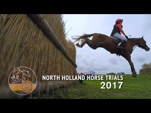 North Holland Horse Trials - 2017 (with rider names)