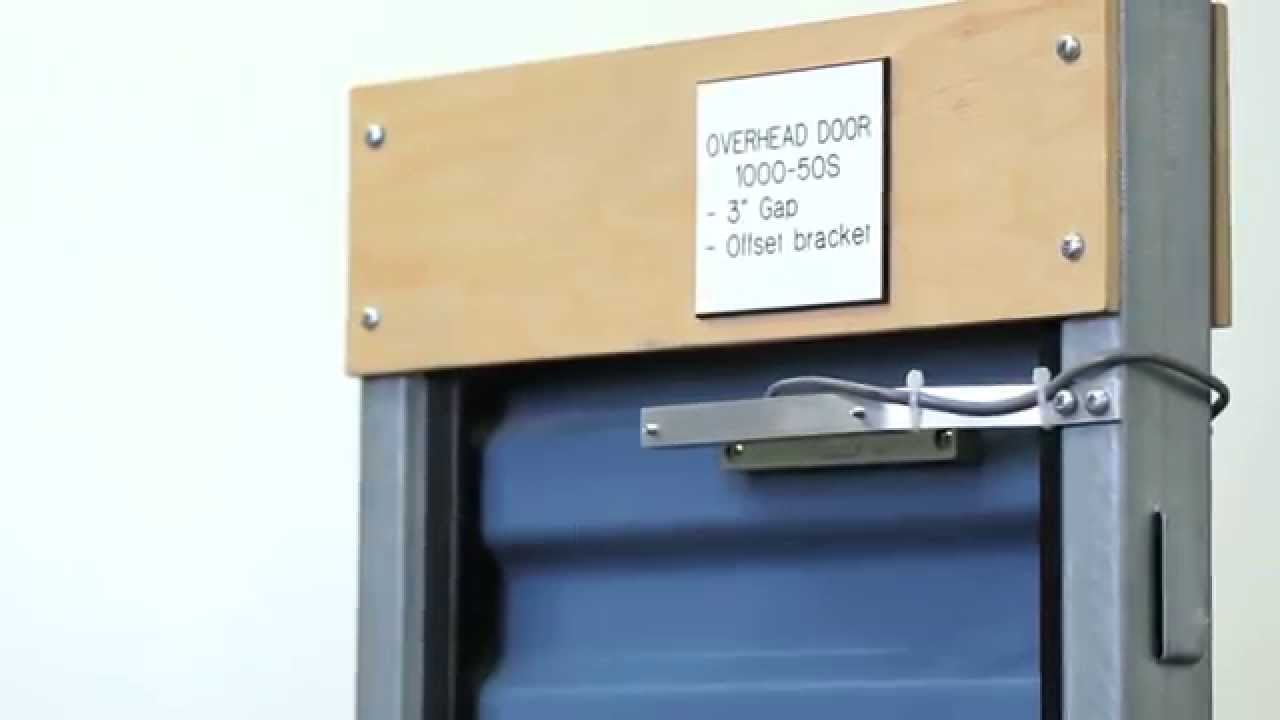 Overhead Door Contacts Youtube