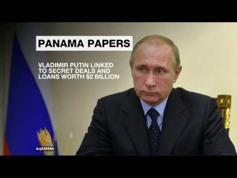 Panama Papers: Huge leak alleges elites hiding money