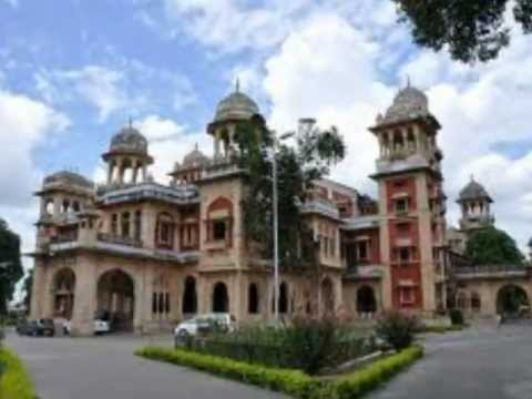Allahabad University One Of Best University of UP India