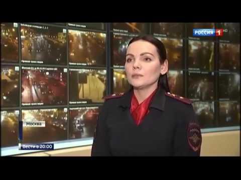 ДТП на Варшавском шоссе в Москве 01.02.17 (1 февраля 2017)