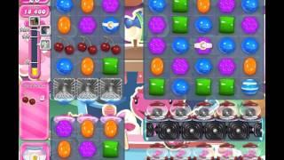 Candy Crush Saga Level 1188 (No booster, 3 Stars)