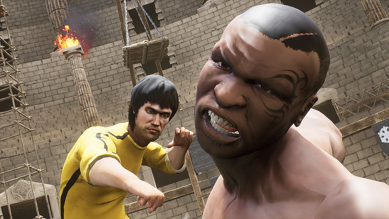 Download Mike Tyson vs Bruce Lee (MK 11) EPIC FIGHT!
