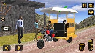 Offroad Tuk Tuk Auto Rickshaw game || Tuk Tuk Auto rickshaw game | games