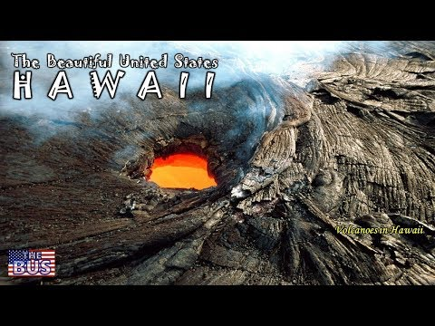 "USA State of Hawaii Symbols / Beautiful Places / Song "" Hawai`i Pono`i ""  w/lyrics"