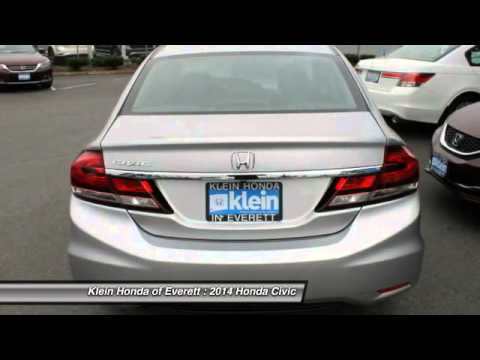 2014 honda civic everett wa 31256 youtube