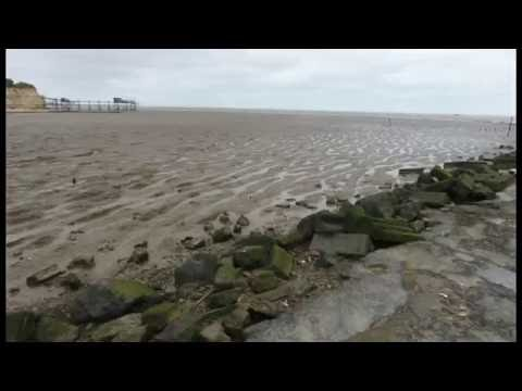 Океан бывает и таким. Отлив! (La Rochelle, France) Dji Phantom 4