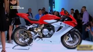 Megafactories : MV Agusta Motorbike HD