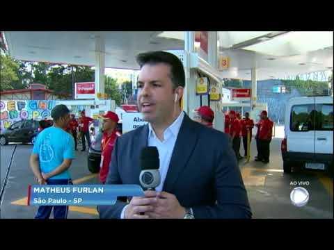 Gottino mostra as dificuldades de abastecimento em São Paulo
