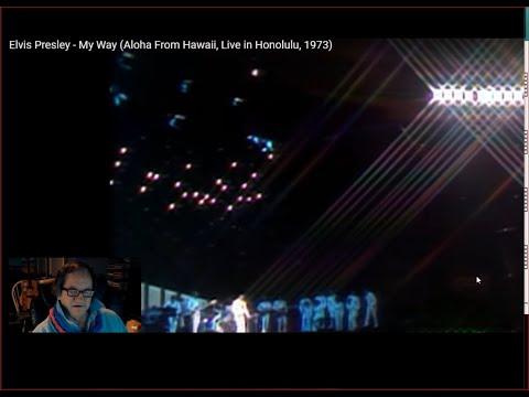 My Review on Elvis Presley - My Way (Aloha From Hawaii, Live in Honolulu, 1973)