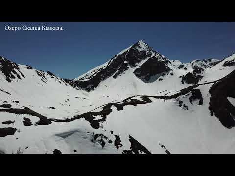 Майская Карачаево-Черкесия в 4K с высоты птичьего полета. Архыз. Карачаевск. Теберда.