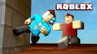 PARKOUR TAG IN ROBLOX!!! | MicroGuardian
