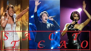 The Agility Of Staccato - Famous Singers