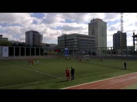 Mahmutbeyspor 5-0 Çağırım Marmara 1907 Yusuf Mehmetcik Frikik Golü