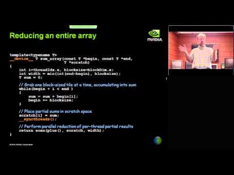 GPU Algorithm Design Part 5 of 6