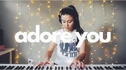 Harry Styles - Adore You (piano cover & sheet music)