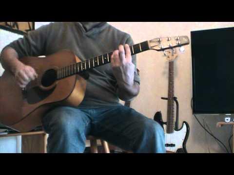Cours ( tuto ) guitare pour Love me again - John Newman ( partition en tab )