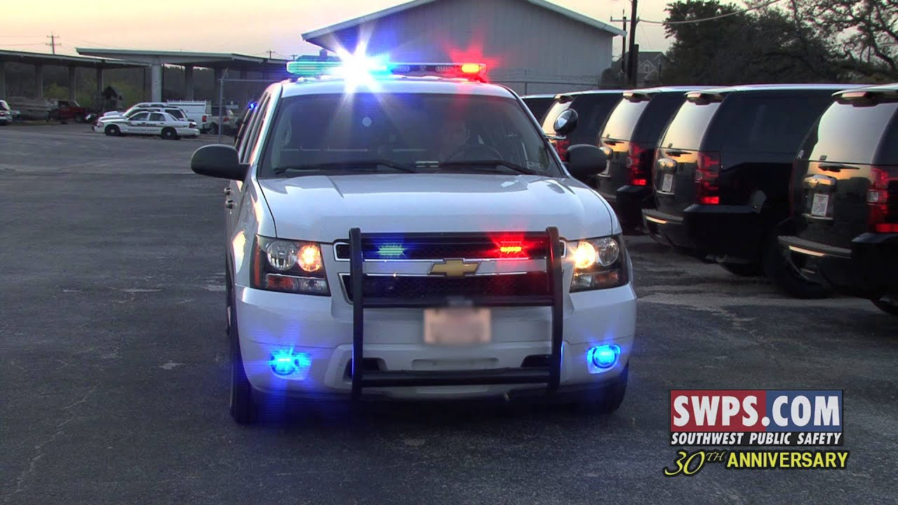2003 Chevrolet Tahoe >> 2013 Chevrolet Tahoe PPV outfitted by SWPS.com - BP13TAHOE - YouTube