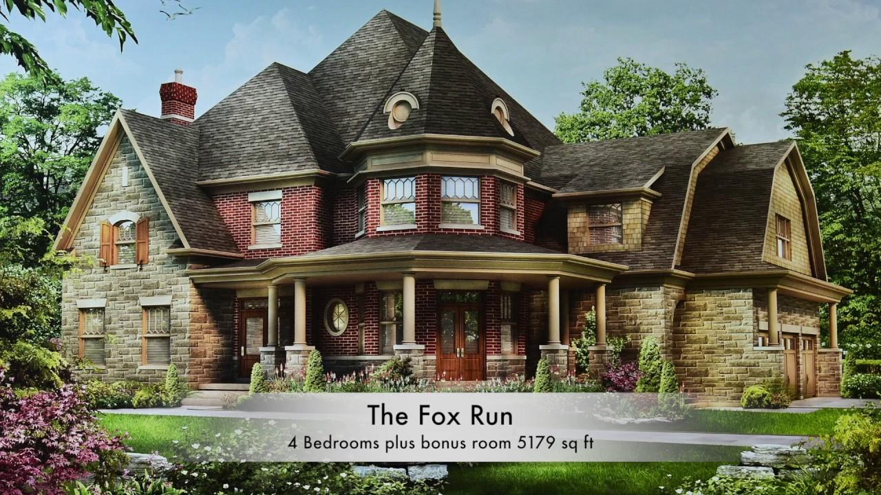 Model homes for sale ajax