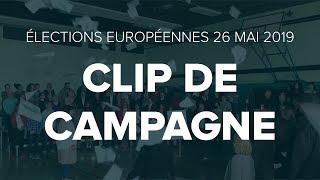 CLIP DE CAMPAGNE DE LA FRANCE INSOUMISE POUR LES ÉLECTIONS EUROPÉENNES - Version longue