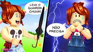 Historinha Blox - TIPOS DE MÃE NO ROBLOX
