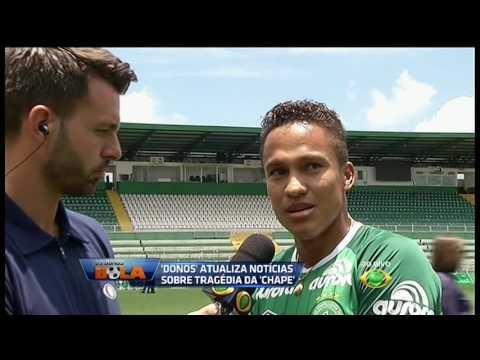 Soares Diz Pensar Em Voltar à Chape Para Encerrar Carreira