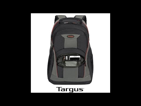 "Targus 16"" Motor Laptop Backpack - TSB19403 