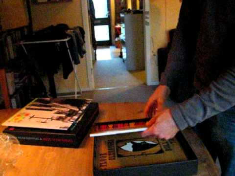 Unboxing the 13th Floor Elevators - Music of the Spheres vinyl boxset
