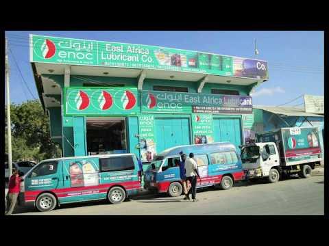 Xayeysiis ENOC Oil East Africa Lubricant Company By Hctv 2018