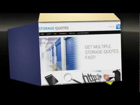 Storage Quotes | Search, Select & Send | Australia Wide