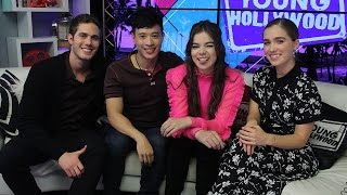 Hailee Steinfeld & EDGE OF SEVENTEEN Cast Talk First Crushes