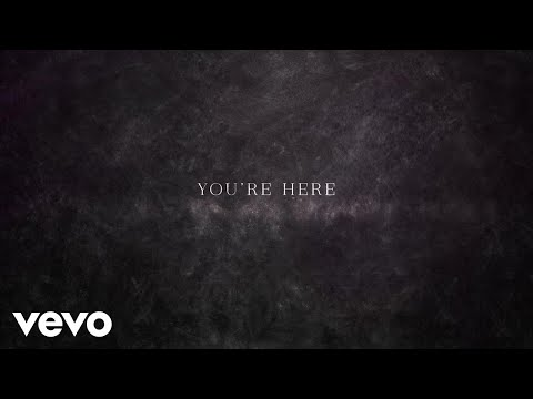 Nichole Nordeman - You're Here (Lyric Video)