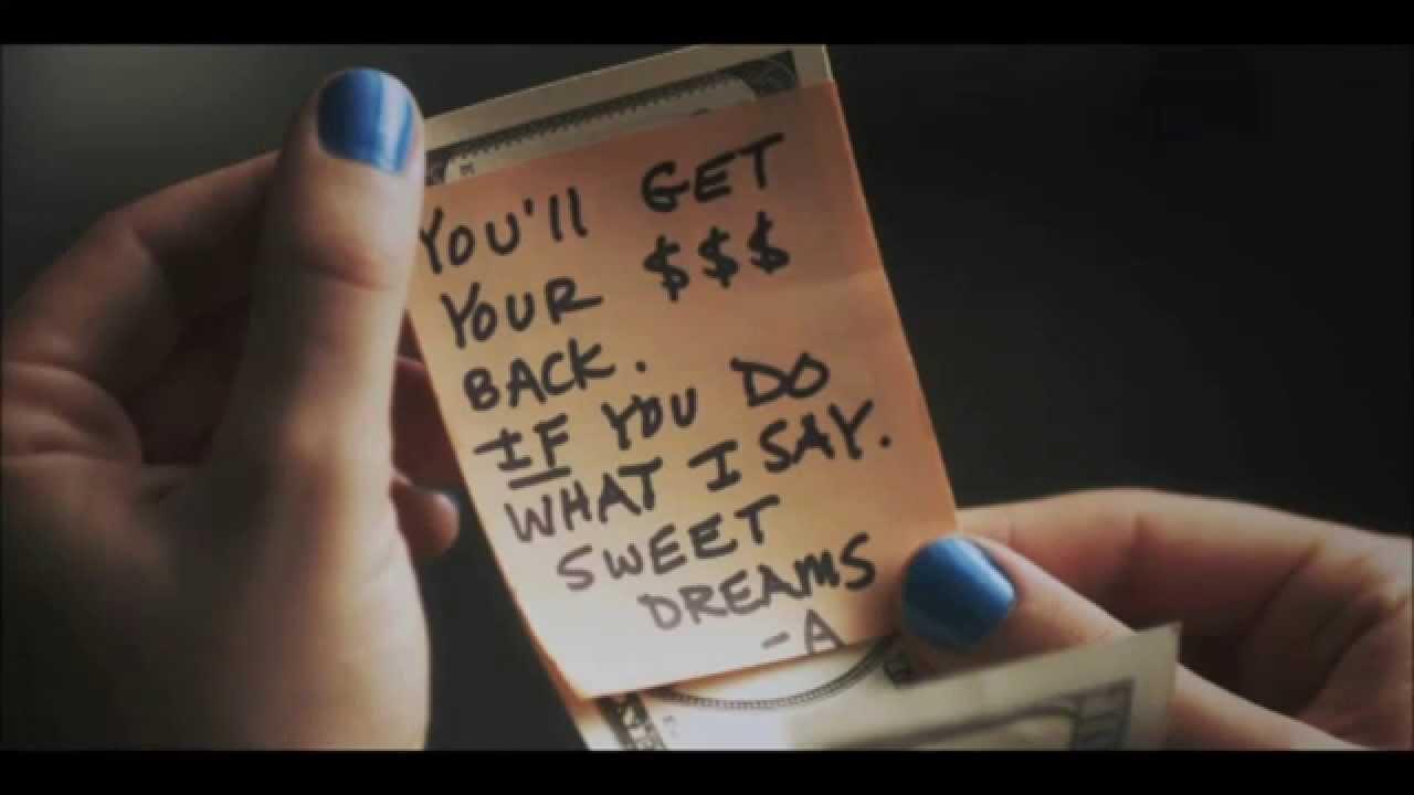 Pretty Little Liars -A messages Season 1 - YouTube