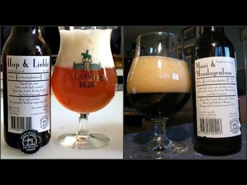 Обзор голландского пива пивоварни Де Молен (De Molen) 18+